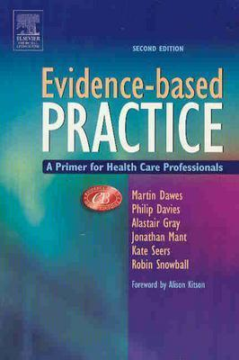 Evidence-based Practice By Dawes, Martin